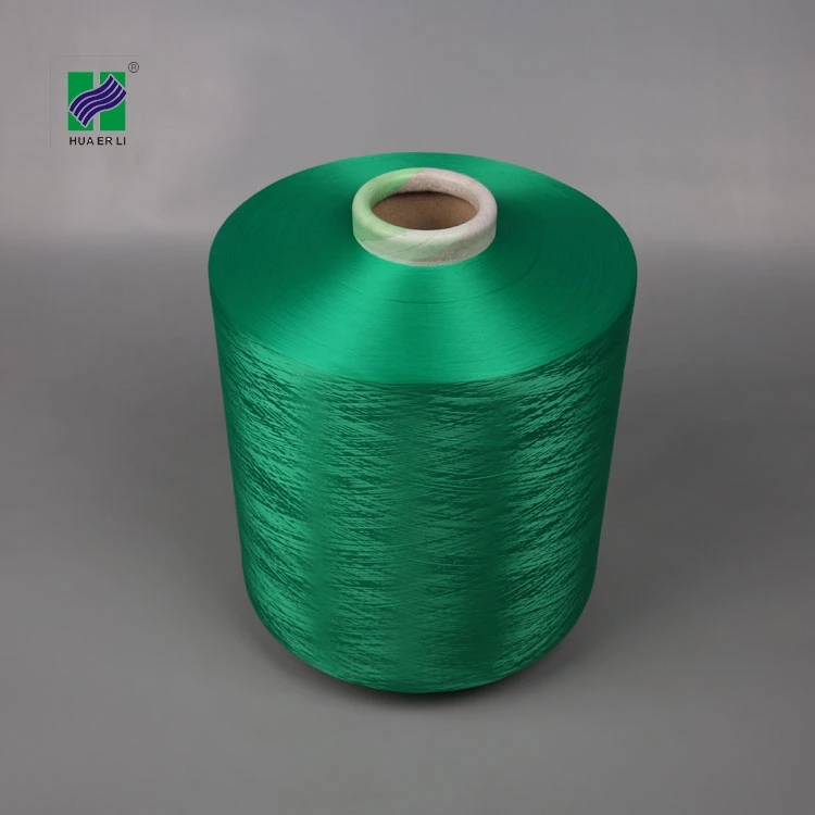 color DTY polyester yarns 150/48 NIM